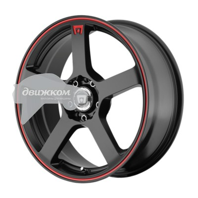 Купить Литые диски Motegi Racing 7x17/5x108*5x114, 3 ET40 D72, 56 MR116 Black Red Stripe